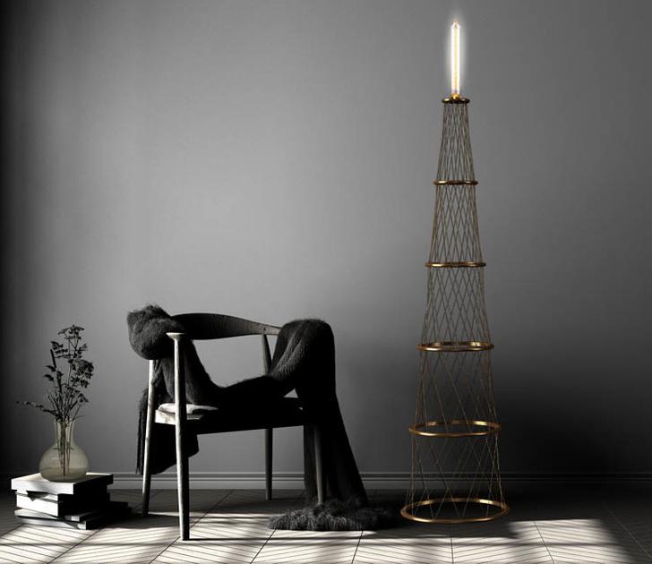 Новая высота. Светильники-башни (фото 2)