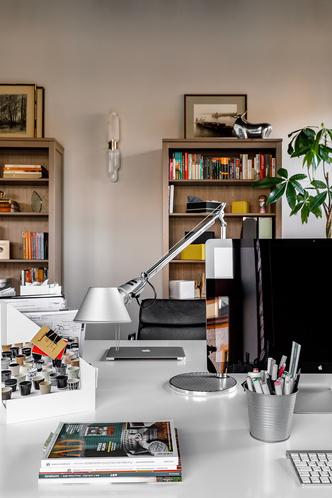Атмосферный офис дизайн-студии Aiya Design в Москве (фото 21.2)