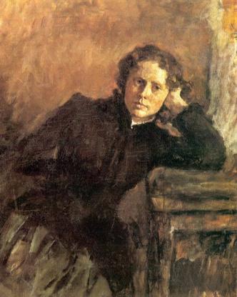 Портеры возлюбленных русских художников (фото 2)