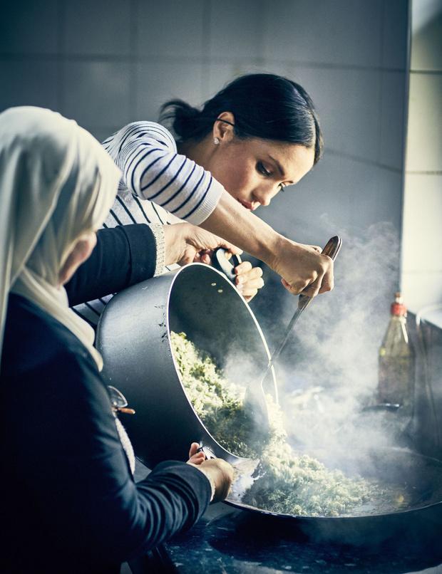 Меган Маркл выпустила свою первую кулинарную книгу (фото 4)