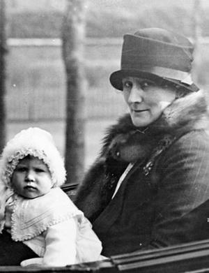 Елизавета с мамой фото