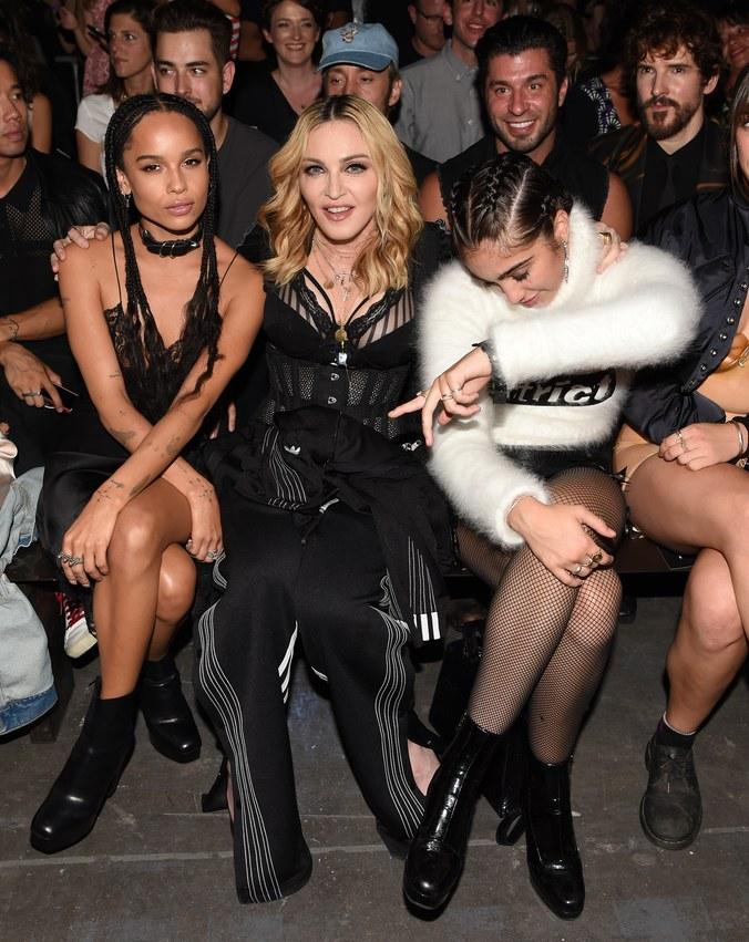 Вся в маму: что общего у Мадонны и Лурдес Леон? (фото 19)