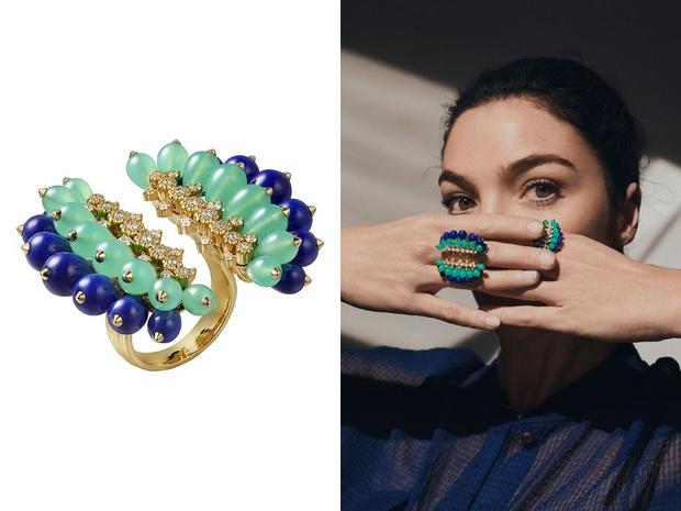 Шесть украшений с цветными камнями, которые вам стоит подарить себе (фото 6)