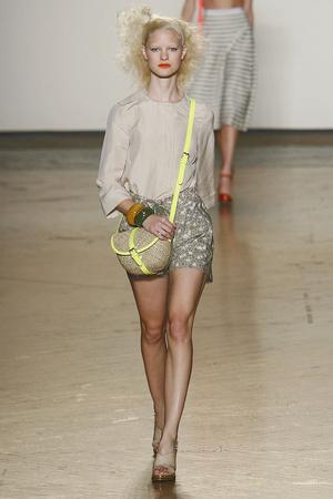 Показы мод Marc by Marc Jacobs Весна-лето 2011 | Подиум на ELLE - Подиум - фото 2638