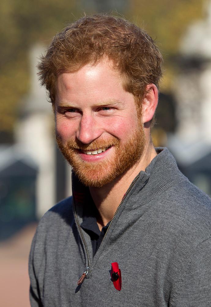 Англия: принц Гарри Уэльский, 31 год