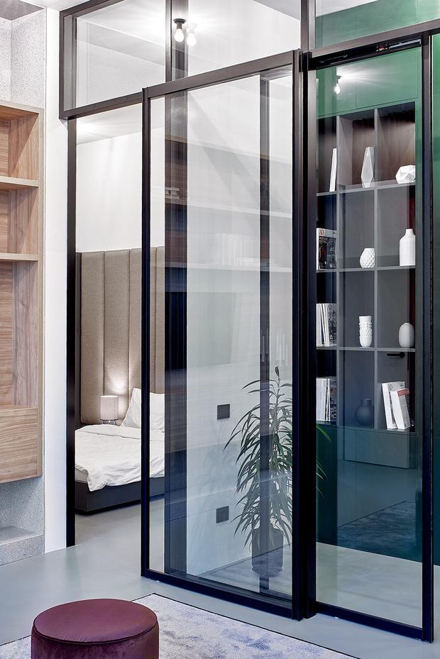 Квартира 99 м²: проект Леры Бруминой (фото 10)