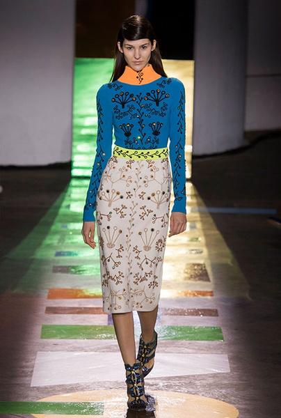 Неделя моды в Лондоне: день четвертый | галерея [2] фото [2]