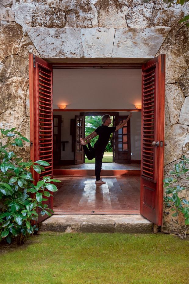 Йога дома: обустраиваем место для занятий (фото 4)