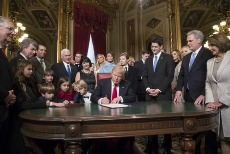 Дональд Трамп станет дедушкой в девятый раз | галерея [1] фото [3]