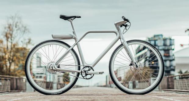 Дизайнерские велосипеды и аксессуары (фото 7)