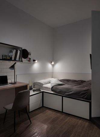 Квартира 18 м² (фото 6.1)