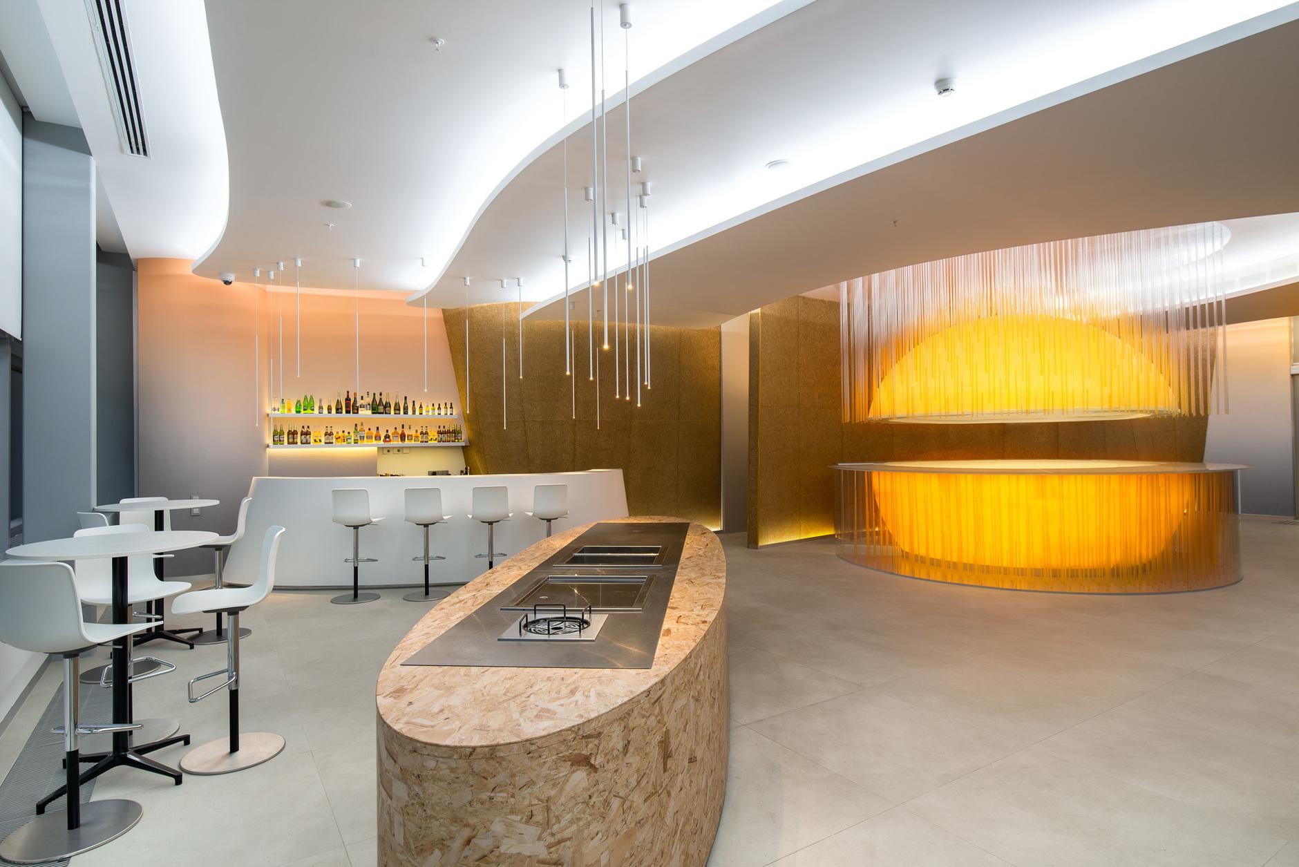 Бизнес-лаунж аэропорта «Платов» в Ростове-на-Дону: проект VOX Architects (галерея 9, фото 2)