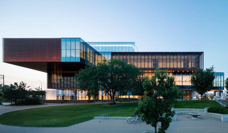 Музей современного искусства в Канаде фото [3]