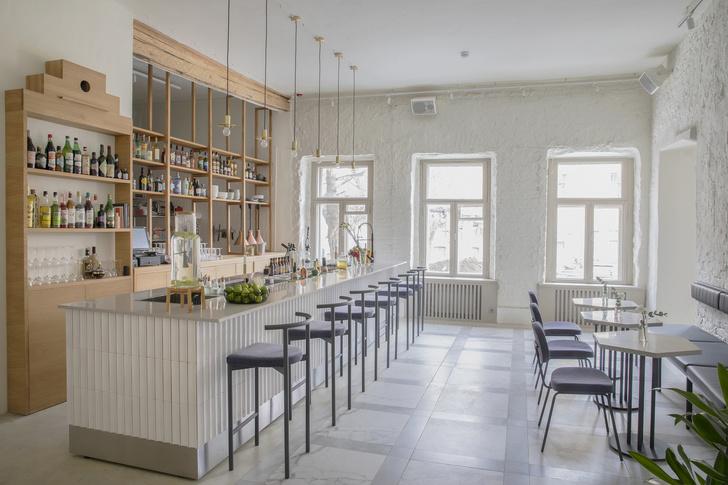 «Ладо»: новый дизайнерский бар в центре Москвы (фото 2)