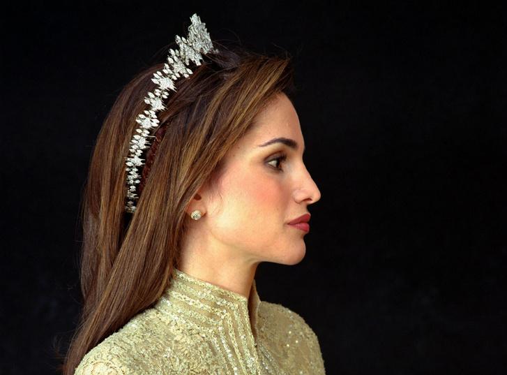 Королева Рания
