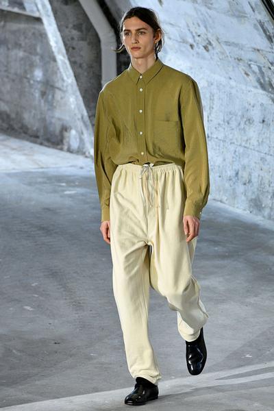 Главное, что случилось на Неделе мужской моды в Париже (галерея 4, фото 0)