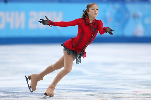 Что думает Юлия Липницкая об уходе Евгении Медведевой от тренера (фото 3)