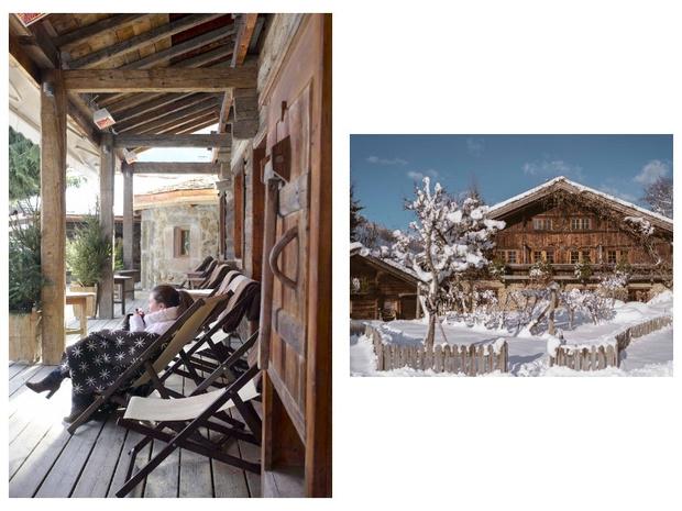 Отдых в стиле Ротшильдов: зимние каникулы в Межеве (фото 11)