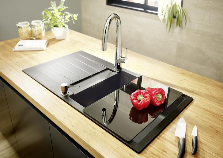 Мыть или не мыть? Какой должна быть раковина для кухни (фото 11)