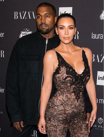 Ким Кардашьян и Канье Уэст на грани развода (фото 3)