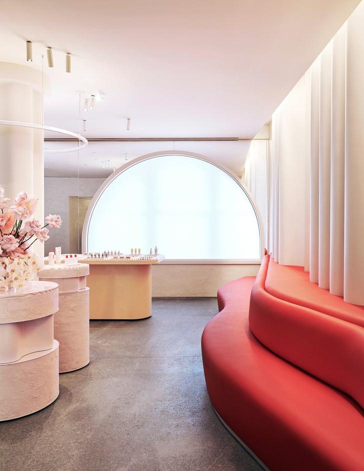 Розовые грезы: бутик в Нью-Йорке (фото 4)