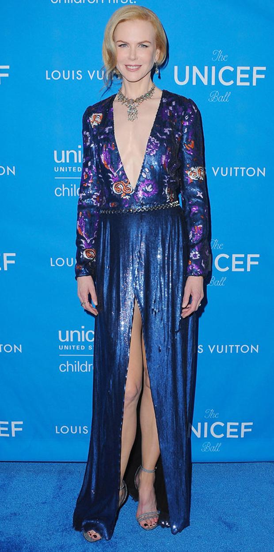 В платье Louis Vuitton, 2016 год