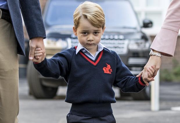 Кем станет принц Георг, если не будет королем (фото 1)