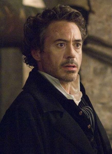 «Шерлок Холмс» (Sherlock Holmes), 2009 Роберт Дауни-младший