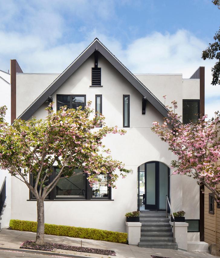 Дом для большой семьи в Сан-Франциско (фото 0)