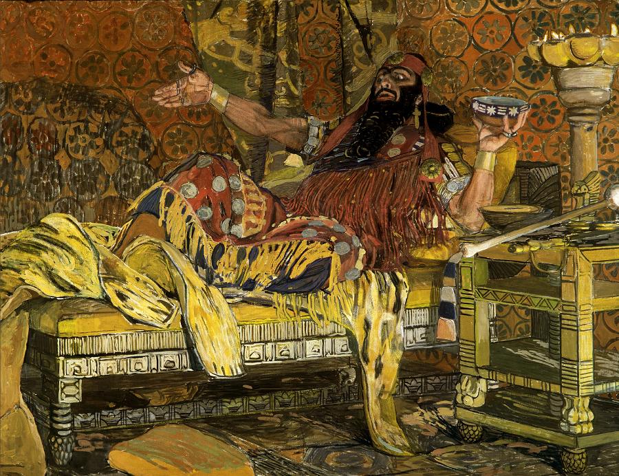 Адександр Головин, выставка, искусство, Третьяковская галерея, живопись, театр, костюм