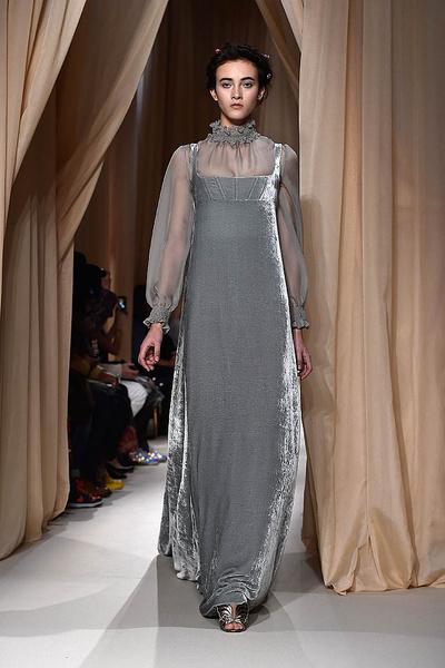 Показ Valentino Haute Couture   галерея [1] фото [30]