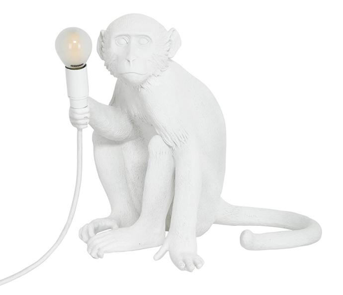 Настольная лампа Monkey, Seletti