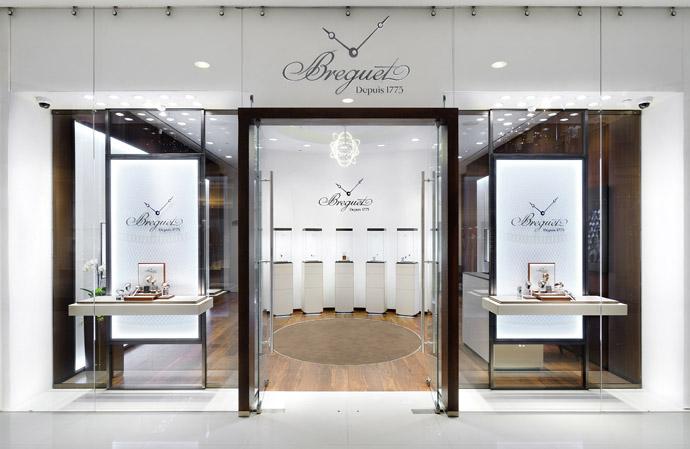 Breguet открывает новый бутик в Москве