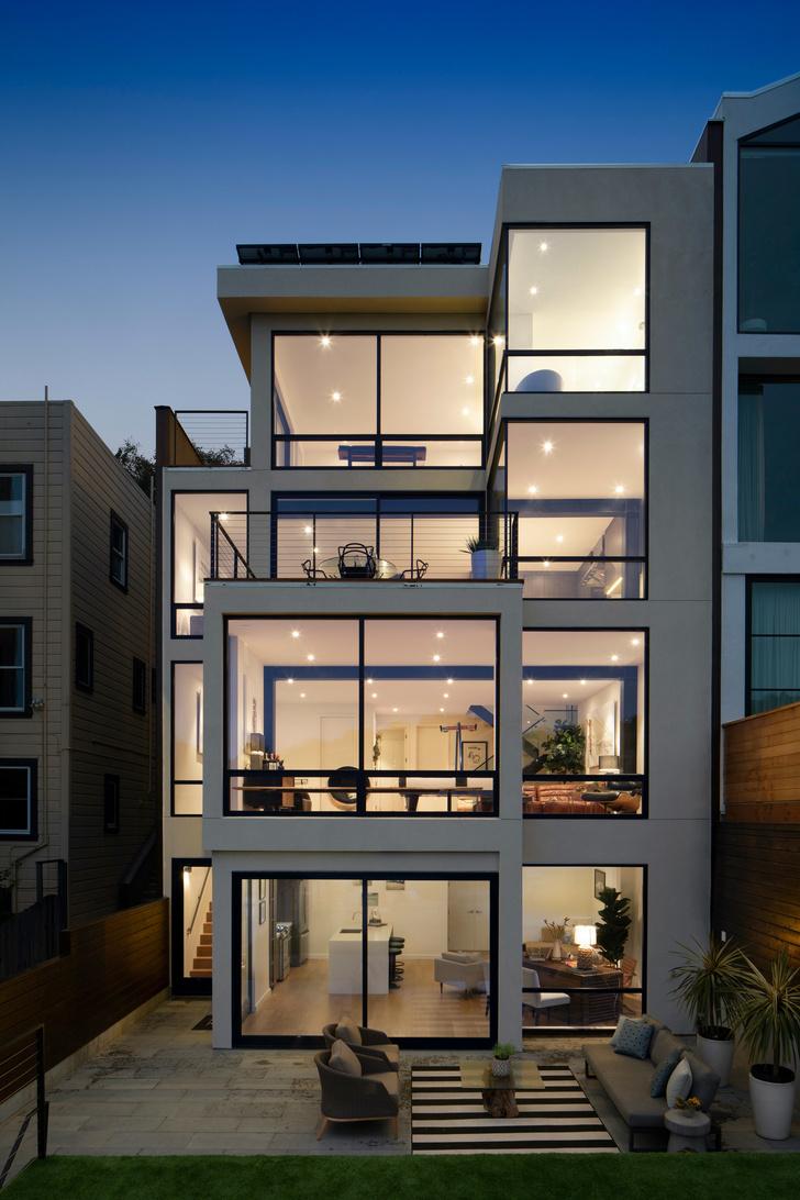 Дом для большой семьи в Сан-Франциско (фото 2)