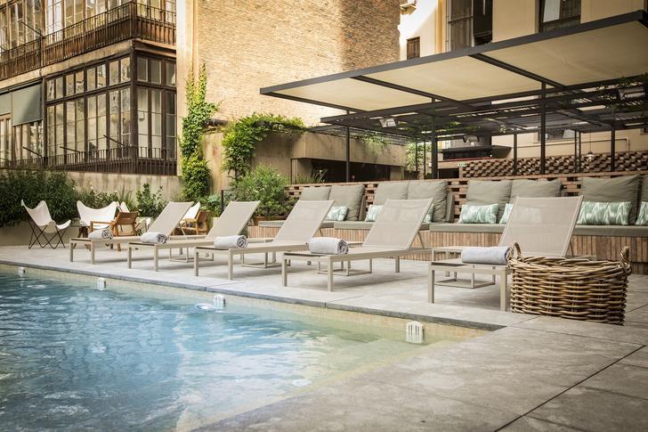 Отель Alexandra в Барселоне открылся после реновации (фото 22)