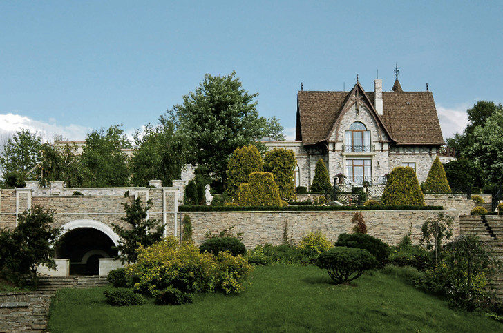 Дом ландшафтного архитектора Александра Гривко