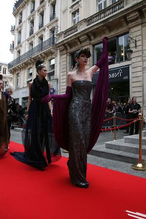 Показ Jean Paul Gaultier коллекции сезона Осень-зима 2011-2012 года Haute couture - www.elle.ru - Подиум - фото 278982