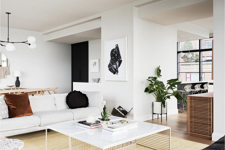Нью-йоркский дом в стиле «хюгге» (фото 0)