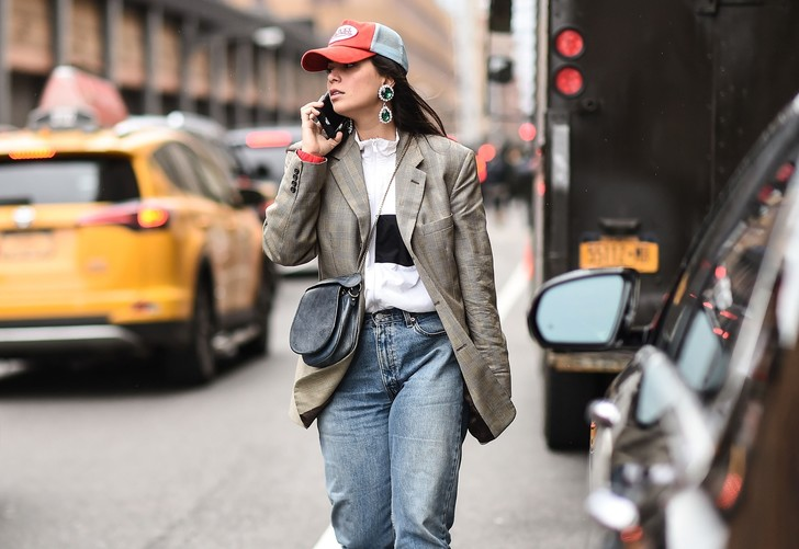 Что носят на Неделе моды в Нью-Йорке: 12 стритстайл-трендов (фото 21)