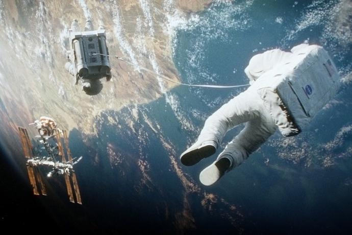 №1 «Гравитация»