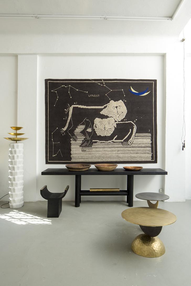 Грузинская эстетика студии Rooms (фото 16)