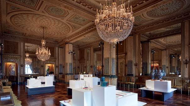 Atelier Swarovski Home на выставке iSaloni 2017