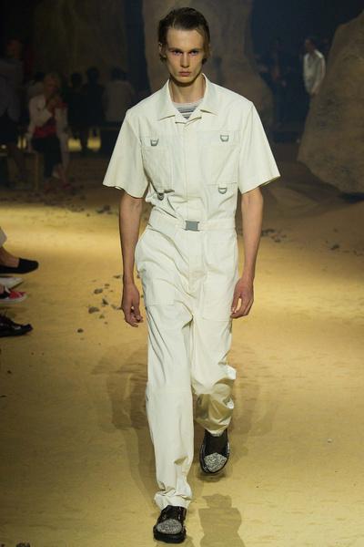 Неделя мужской моды в Париже: лучшие показы | галерея [5] фото [9]
