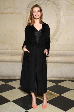 Гости на показе Dior Haute Couture в Музее Родена (фото 1)