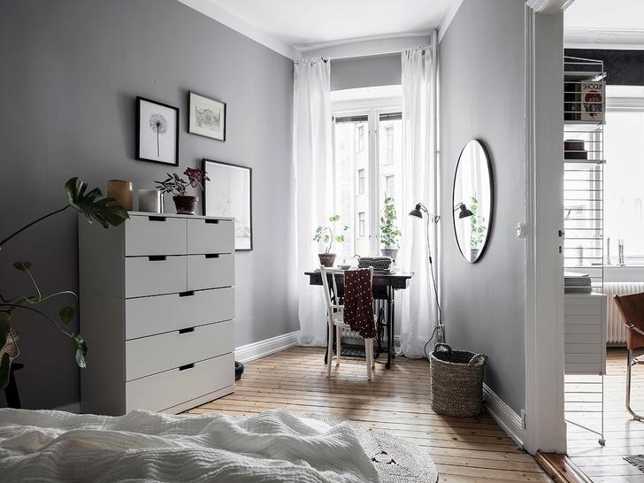 Скандинавский минимализм: квартира в Гетеборге (фото 10)