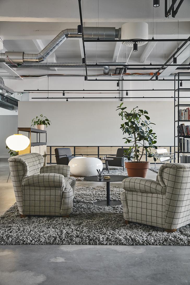 Уютный офис креативного агентства в Хельсинки (фото 6)
