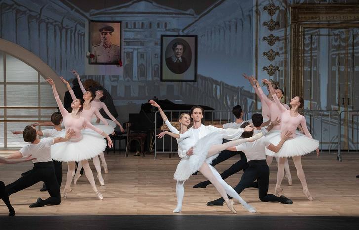 Ювелирный Дом Van Cleef & Arpels – официальный партнер Большого театра (фото 4)