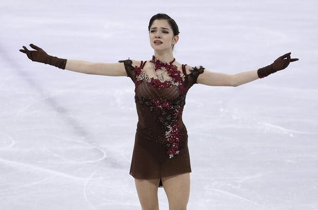 Российские фигуристки одержали победу на Олимпиаде в Пхенчхане (фото 3)