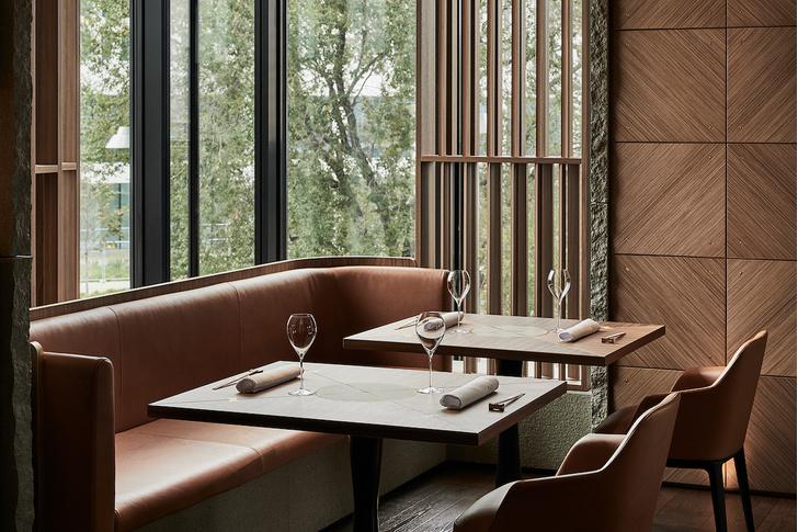 Современный японский ресторан по проекту Маурицио Лаи (фото 13)