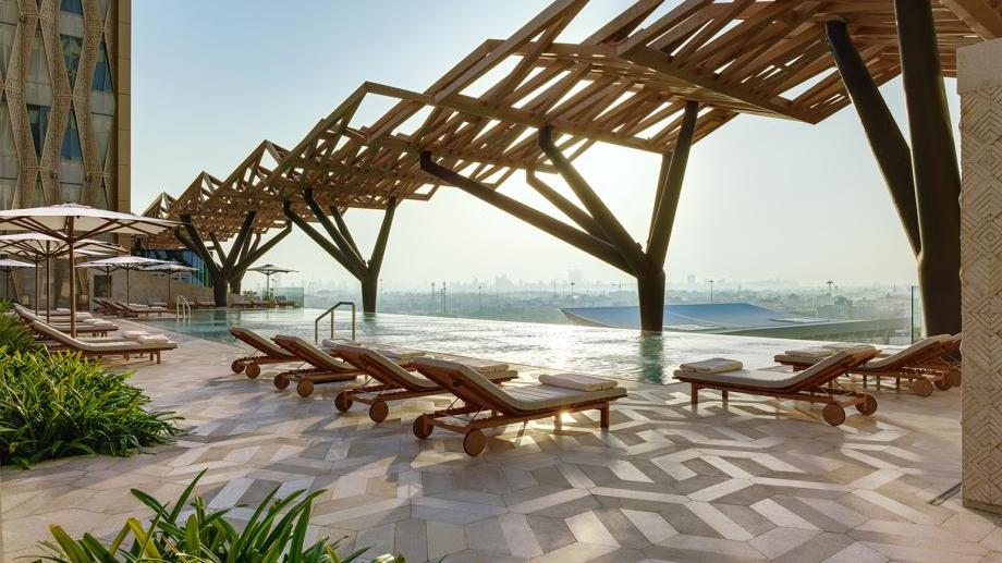 Yabu Pushelberg: отель в Кувейте (галерея 6, фото 5)